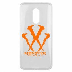 Чехол для Meizu 16 plus Monster Energy W - FatLine