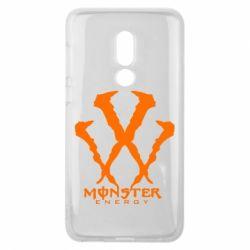 Чехол для Meizu V8 Monster Energy W - FatLine