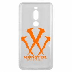 Чехол для Meizu V8 Pro Monster Energy W - FatLine