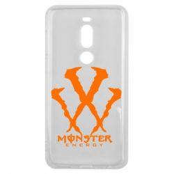 Чехол для Meizu V8 Pro Monster Energy W - FatLine