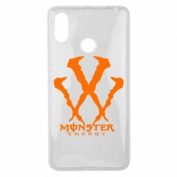 Чехол для Xiaomi Mi Max 3 Monster Energy W - FatLine