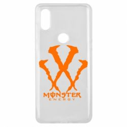 Чехол для Xiaomi Mi Mix 3 Monster Energy W - FatLine