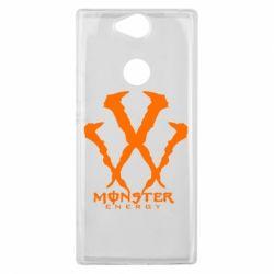 Чехол для Sony Xperia XA2 Plus Monster Energy W - FatLine