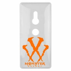 Чехол для Sony Xperia XZ2 Monster Energy W - FatLine
