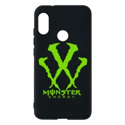 Чехол для Mi A2 Lite Monster Energy W - FatLine