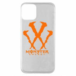 Чехол для iPhone 11 Monster Energy W