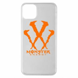 Чехол для iPhone 11 Pro Max Monster Energy W