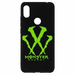 Чохол для Xiaomi Redmi S2 Monster Energy W