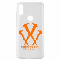 Чохол для Xiaomi Mi Play Monster Energy W