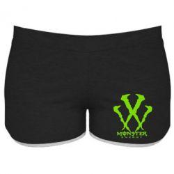 Женские шорты Monster Energy W - FatLine