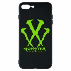 Чехол для iPhone 7 Plus Monster Energy W
