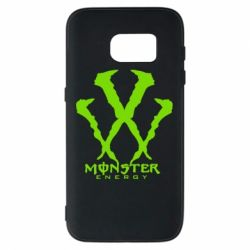 Чехол для Samsung S7 Monster Energy W - FatLine