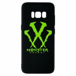 Чехол для Samsung S8 Monster Energy W - FatLine