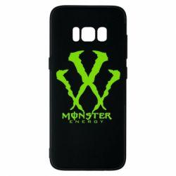 Чехол для Samsung S8 Monster Energy W