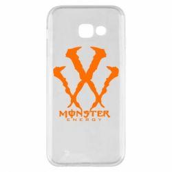 Чехол для Samsung A5 2017 Monster Energy W
