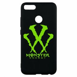 Чехол для Xiaomi Mi A1 Monster Energy W - FatLine
