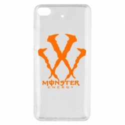Чехол для Xiaomi Mi 5s Monster Energy W - FatLine