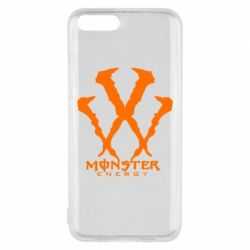 Чехол для Xiaomi Mi6 Monster Energy W - FatLine