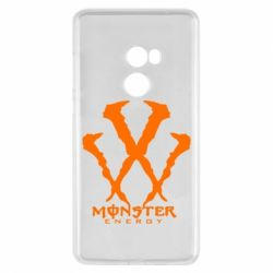 Чехол для Xiaomi Mi Mix 2 Monster Energy W - FatLine