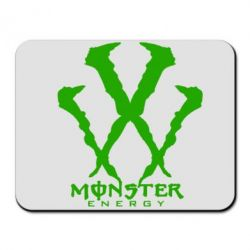 Коврик для мыши Monster Energy W - FatLine