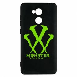 Чехол для Xiaomi Redmi 4 Pro/Prime Monster Energy W - FatLine