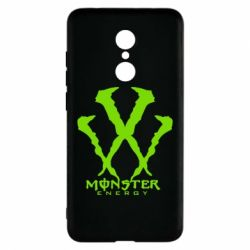 Чехол для Xiaomi Redmi 5 Monster Energy W - FatLine