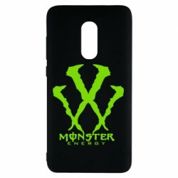 Чехол для Xiaomi Redmi Note 4 Monster Energy W - FatLine