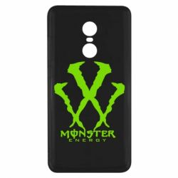Чехол для Xiaomi Redmi Note 4x Monster Energy W - FatLine