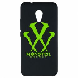 Чехол для Meizu M5s Monster Energy W - FatLine