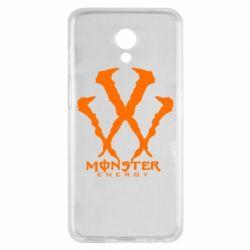 Чехол для Meizu M6s Monster Energy W - FatLine