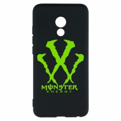 Чехол для Meizu Pro 6 Monster Energy W - FatLine