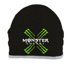 Шапка Monster Energy X4 - FatLine