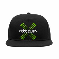 Снепбек Monster Energy X4 - FatLine