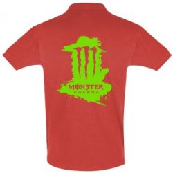 Футболка Поло Monster Energy xTrime