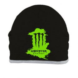 Шапка Monster Energy xTrime - FatLine