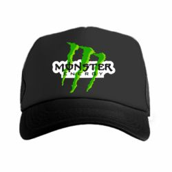Кепка-тракер Monster Energy