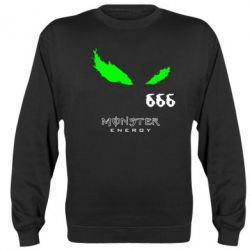 Реглан Monster Eyes 666