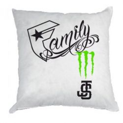 Подушка Monster Family - FatLine