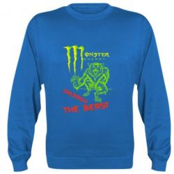 Реглан Monster Inleash The Best