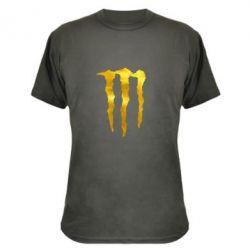 Камуфляжная футболка Monster Lines Голограмма