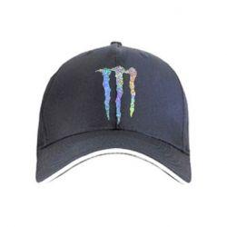 Кепка Monster Lines Голограмма