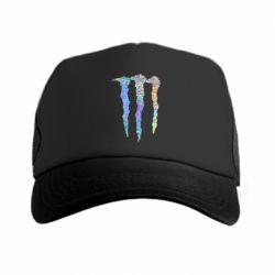Кепка-тракер Monster Lines Голограмма