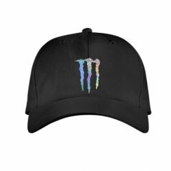 Детская кепка Monster Lines Голограмма