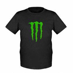 Детская футболка Monster Lines - FatLine