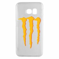 Чехол для Samsung S6 EDGE Monster Lines