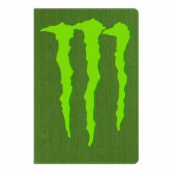 Блокнот А5 Monster Lines