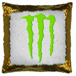 Подушка-хамелеон Monster Lines