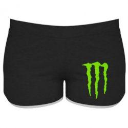 Женские шорты Monster Lines - FatLine