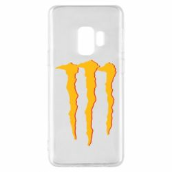 Чехол для Samsung S9 Monster Lines