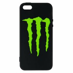 Чехол для iPhone5/5S/SE Monster Lines